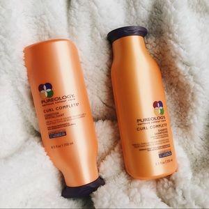 Pureology Shampoo & Conditioner